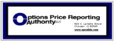 Options Price Reporting Authority